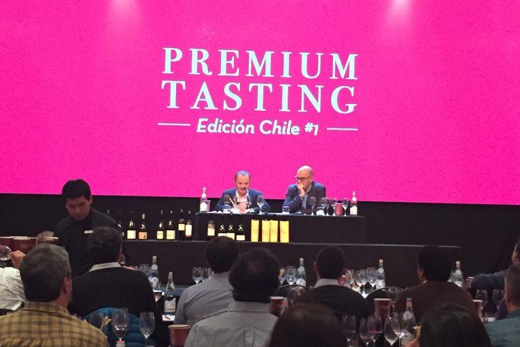 Cata «Premium Tasting» Viernes 2 De Junio En Hyatt