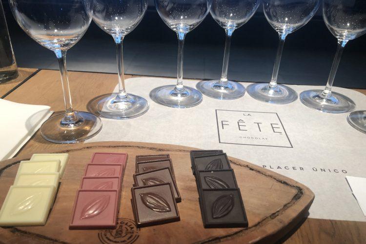 Chocolates Para Este Invierno: La Fête Y Su Caja Voyage!